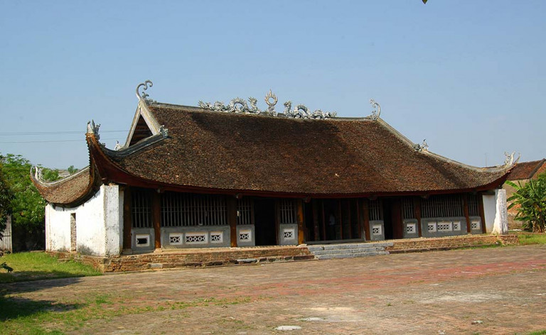 Đặc điểm kiến trúc Đình làng Bắc Giang thế kỷ 17-18
