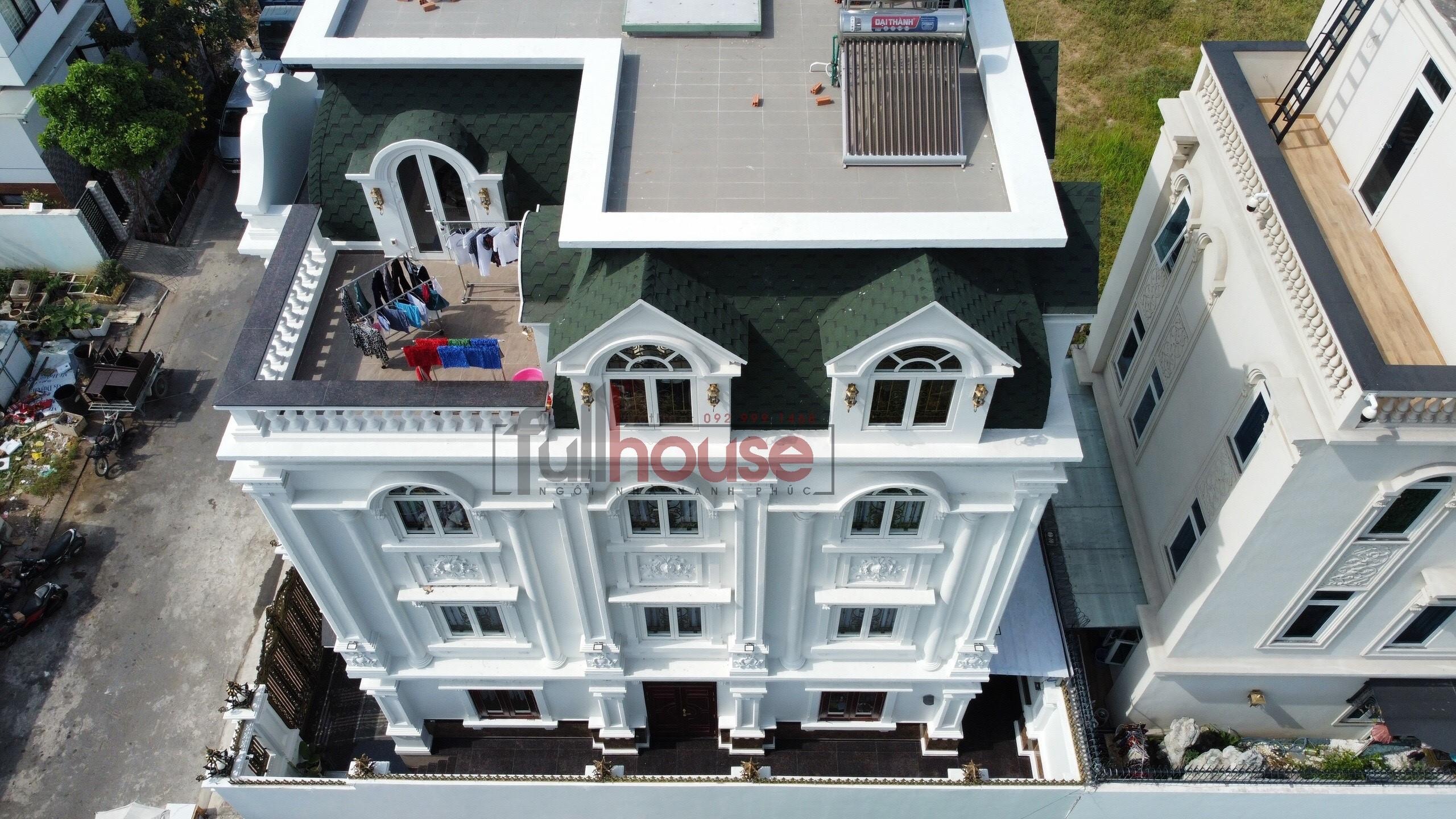 Công trình biệt thự phường An Phú Quận 2
