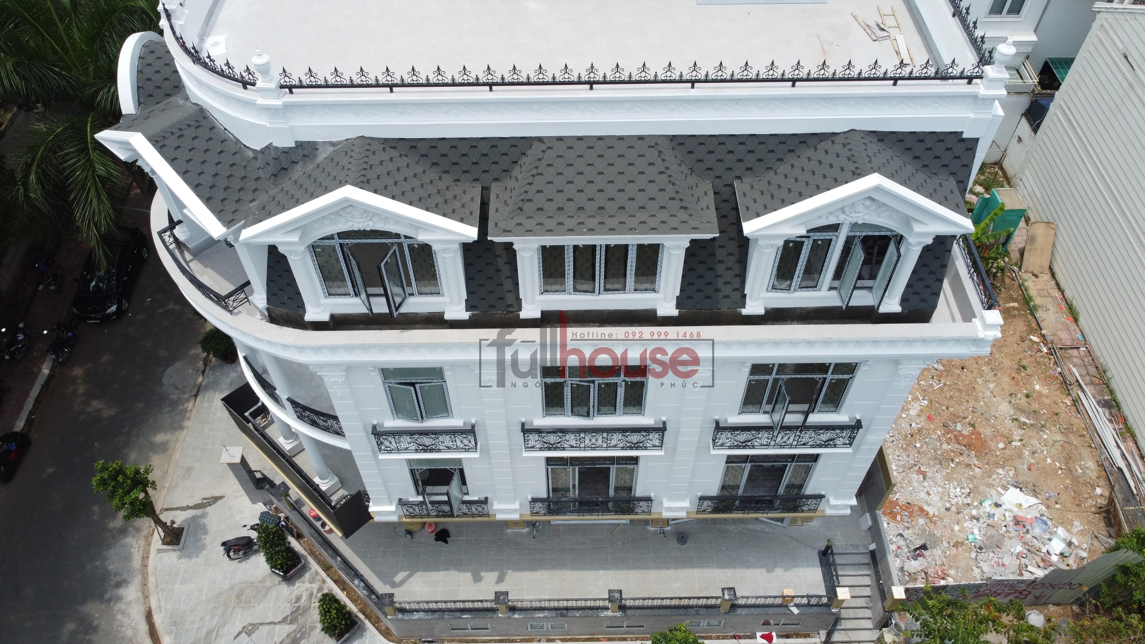 Công trình biệt thự phường An Khánh Quận 2